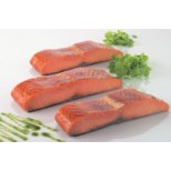 Hot Smoked Salmon Fillets