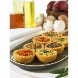 Woodland Quiche Selection